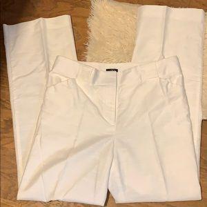 LOFT White Ladies Pants